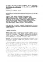 Acuerdo unificación criterios Familia Barcelona COVID-19 (18/03/2020)