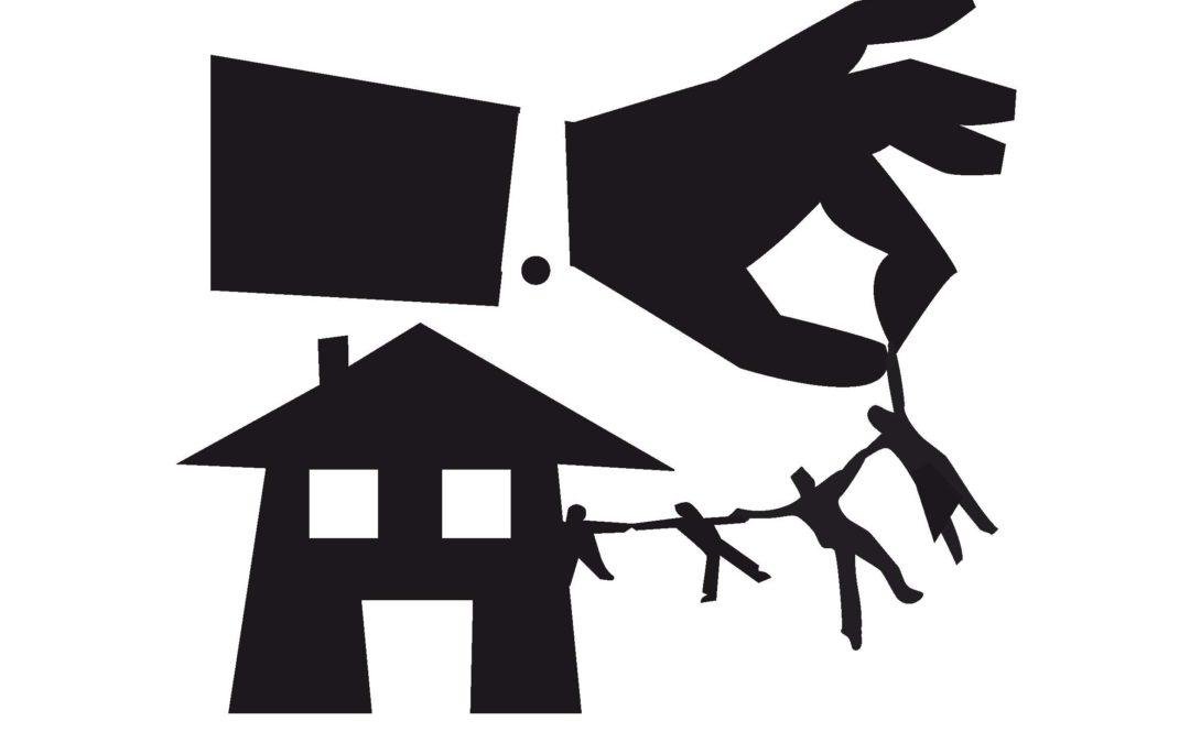 Desahucio en relación a los daños y perjuicios equivalentes a la renda actual de mercado
