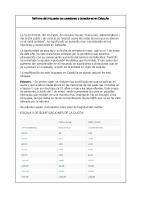 Reforma del impuesto de sucesiones y donaciones en Cataluña